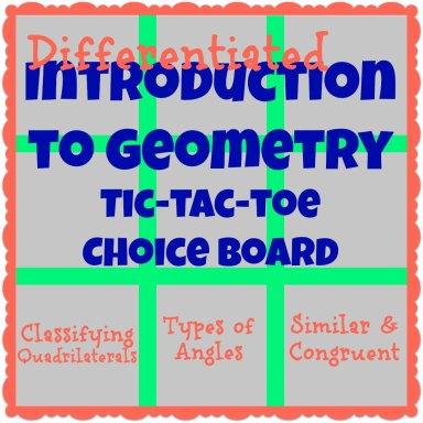 GeometryTicTacToe